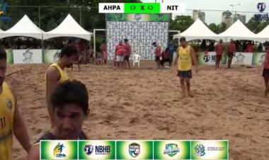 AHPA/SESPOR x Niterói Rugby