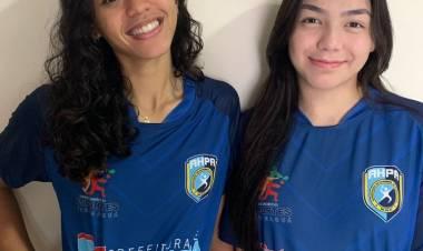 Atletas da AHPA/SESPOR são convocadas para a Seleção Brasileira de Handebol de Praia
